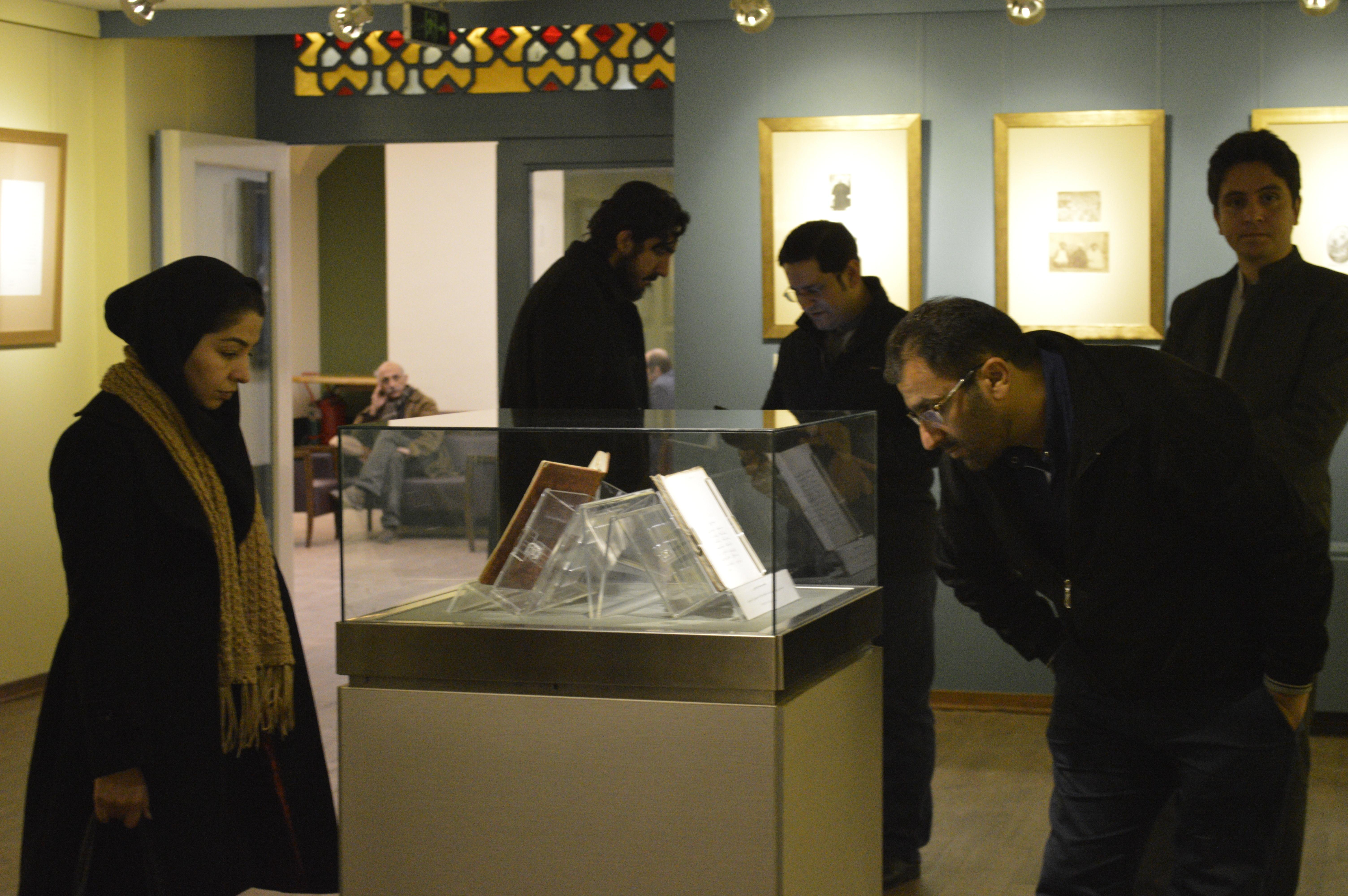 نمایشگاه حضور 1