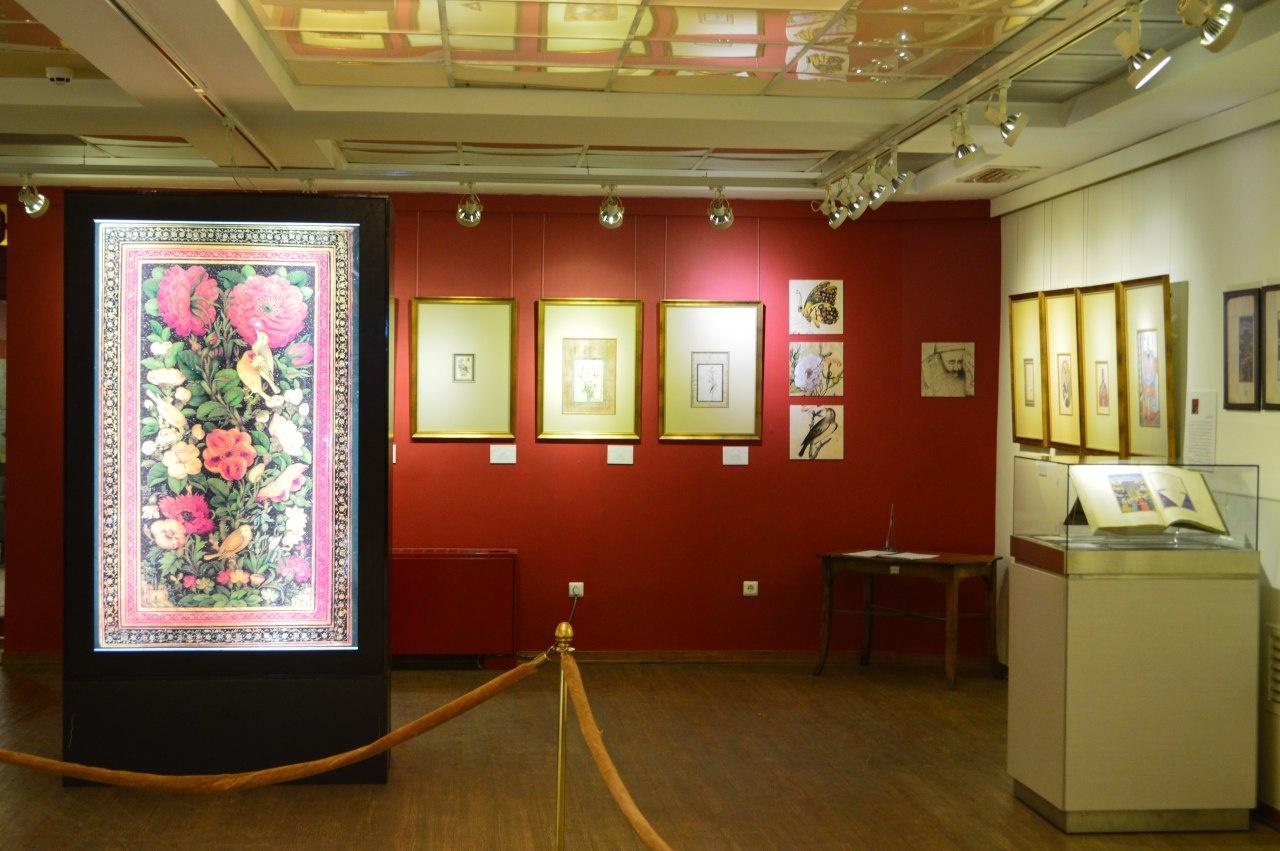 نمایشگاه هنر اسلامی ایرانی - دوره قاجار2