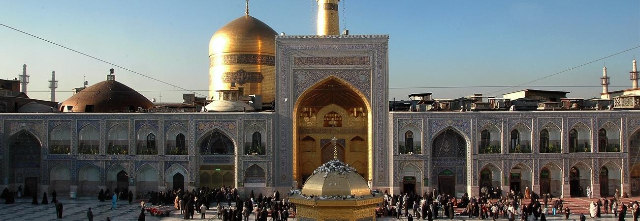 اللهم صل على علي بن موسى الرضا المرتضى «علیهالسلام»