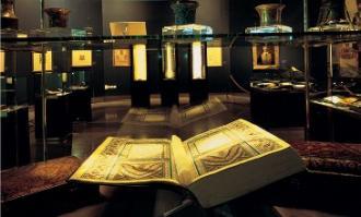 برگزاری جشن میلاد امام حسین (ع) در موزه ملک
