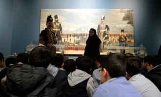 پنجمین کارگاه آموزشی و مسابقه راهنمایان موزه/ کارگاه