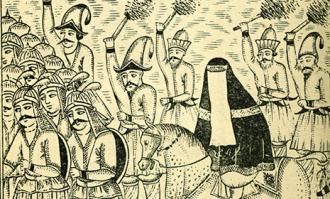 گشایش «نمایشگاه النکاح سنتی»
