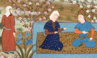 گشایش نمایشگاه «بهارستان» بهار در هفت منظر