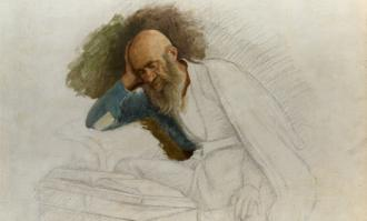 کارگاه «شیوه صورتسازی در نقاشی دوره قاجار»