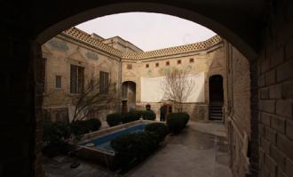 بازگشایی خانه تاریخی ملک