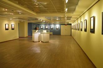 نمایشگاه آثر میر سید علی همدانی در کتابخانه و موزه ملی ملک