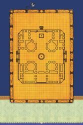 تک اثر نهم - لوح (زیج )  رسم معماری