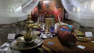 النکاح سنتی: نمایشگاه ازدواج به روایت آثار کتابخانه و موزه ملی ملک