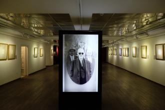 نمایشگاه اسناد مربوط به حاج حسین آقا ملک