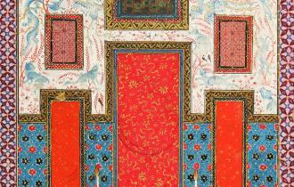 «نگاره خانهباغ» در کتابخانه و موزه ملی ملک