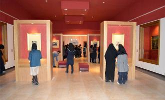 حضور چشمگیر گردشگران و فرهنگدوستان در کتابخانه و موزه ملی ملک به مناسبت روز جهانی موزه