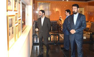 قائممقام تولیت آستان قدس رضوی: کتابخانه و موزه ملی ملک باید در عرصههای جهانی بیشتر شناسانده شود