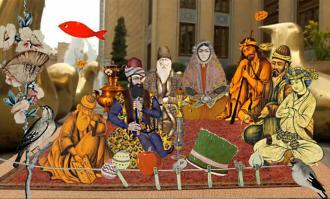 کلیپ بهاریه ملک، تقدیم به همه دوستداران و علاقهمندان فرهنگ و هنر