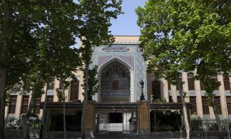 جدولهای منابع اهدایی به کتابخانه ملی ملک در سال 1391 خورشیدی منتشر شد