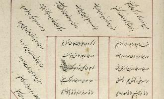 رونمایی از کتاب «فهرست توصیفی شبیهنامههای خطی کتابخانه و موزه ملی ملک»