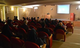 سخنرانی دکتر وستا سرخوش مسوول سکههای مشرقزمین موزه بریتانیا در کتابخانه و موزه ملی ملک