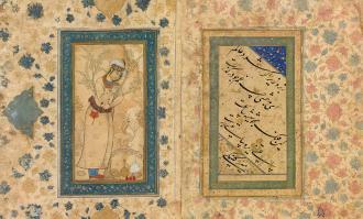 «برونو فوشه» سفیر فرانسه در ایران: گنجینه نسخههای خطی و سکههای تاریخی ملک شگفتانگیز است