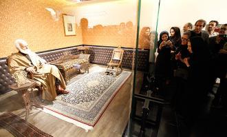 تسلیت کتابخانه و موزه ملی ملک برای درگذشت بانو عزتملک ملک