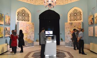 بازدید رایگان از موزه ملی ملک در دهه فجر