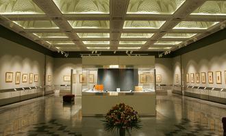 ویژگی منحصربهفرد قاب تابلوهای آثار موزه ملی ملک