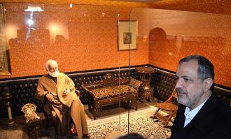 استانداردترین تالارهای موزهای ایران در کتابخانه و موزه ملی ملک قرار دارد