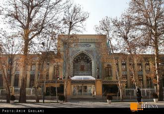 گشتی در گنج ملک به روایت عکاس خبرگزاری کتاب ایران