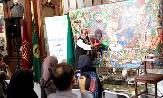 برگزاری آیین گرامیداشت میلاد امام حسین علیهالسلام؛ گشایش یک نمایشگاه جذاب و برگزاری دو کارگاه آموزشی