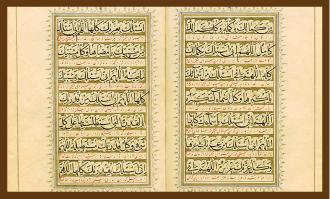 دستان دعا» در کتابخانه و موزه ملی ملک؛ دریچهای رو به تاریخ هنر دینی»