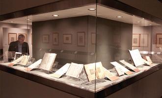 دو نمایشگاه «حدیث بندگی» و «دستان دعا» در کتابخانه و موزه ملی ملک گشایش یافت