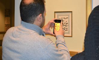 بازدید نوروزی گردشگران از کتابخانه و موزه ملی ملک