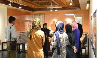 تور تجربه قصه در موزه ملی ملک برگزار شد