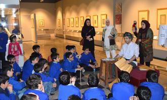 «تور تجربه قصه در موزه ملی ملک» برگزار میشود