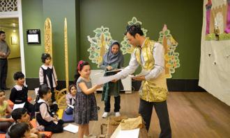 برگزاری کارگاه آموزشی «تابستان من در موزه (بازی، قصه، فعالیت)» ویژه کودکان