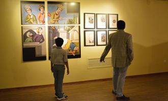 نخستین نشست تخصصی هنر و زیبایی در کتابخانه و موزه ملی ملک برگزار میشود