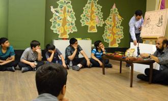کارگاه تذهیب ویژه نوجوانان در کتابخانه و موزه ملی ملک برگزار میشود