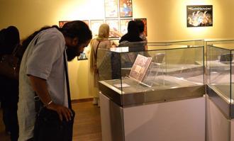 سخنرانی دکتر اسماعیل بنیاردلان در کتابخانه و موزه ملی ملک با موضوع هنر و زیبایی