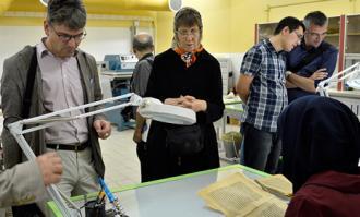 پروفسور لورنز کورن: کتابخانه و موزه ملی ملک به دلیل کیفیت خدمات فرهنگی در جهان شناخته میشود