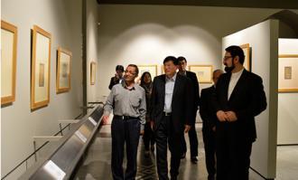 رییس کتابخانه ملی چین: خوشنویسی در هیچ ملت و تمدنی به اندازه جهان اسلام، ویژه و منحصربهفرد نیست