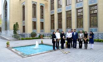 آمادگی متخصصان ژاپنی برای همکاری با کتابخانه و موزه ملی ملک در زمینه مستندنگاری پیشرفته آثار تاریخی