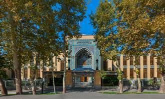 یکشنبه 5 مهر؛ بازدید رایگان از کتابخانه و موزه ملی ملک به مناسبت روز جهانی جهانگردی