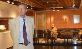اقبال چشمگیر جهانگردان خارجی به بازدید از نخستین موزه وقفی- خصوصی ایران
