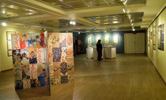 سخنرانی دکتر مهرداد احمدیان با موضوع هنر و زیبایی در کتابخانه و موزه ملی ملک