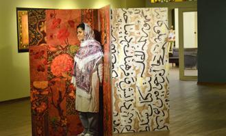 سخنرانی دکتر شهرام پازوکی با موضوع هنر و زیبایی در کتابخانه و موزه ملی ملک