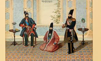 نشستن به روایت آثار کتابخانه و موزه ملی ملک