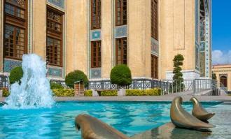 میزبانی عصرگاهی کتابخانه و موزه ملی ملک از تهرانگردان و گردشگران نوروزی