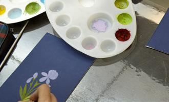 برگزاری دوره آموزشی «نگارگری (بررسی تکنیکهای منسوخ در کتابآرایی)» در کتابخانه و موزه ملی ملک