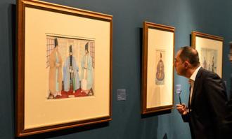 ابراز علاقهمندی رییس موزه لوور پاریس برای همکاری با نخستین موزه وقفی- خصوصی ایران، در تهران و پاریس