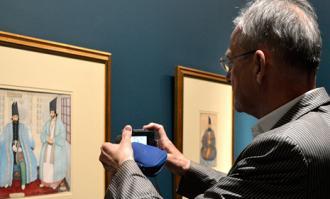 بازدید رییس شورای بینالمللی موزهها (ایکوم) از نخستین موزه وقفی- خصوصی ایران