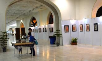 «دستان دعا» در نمایشگاه قرآن کریم؛ دریچهای رو به تاریخ هنر دینی