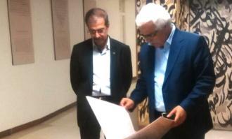 علاقهمندی برای گسترش فعالیتهای فرهنگی و هنری میان ایران و ترکیه
